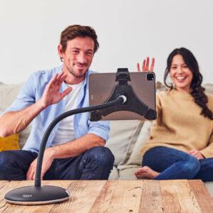 tablet-houder-ipad-standaard-met-voet-videobellen-goose