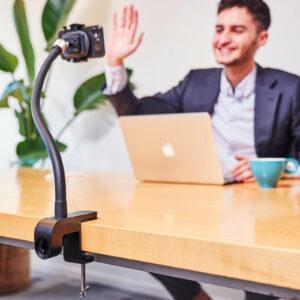 telefoonhouder-smartphone-met-klem-op-kantoor-goose
