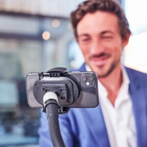 telefoonhouder-smartphone-met-klem-videocall-kantoor-goose