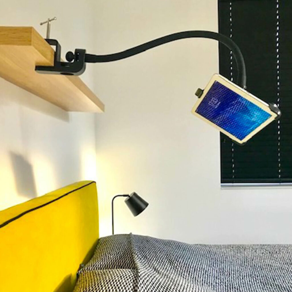 In bed optimaal van iPad of tablet genieten GOOS-E