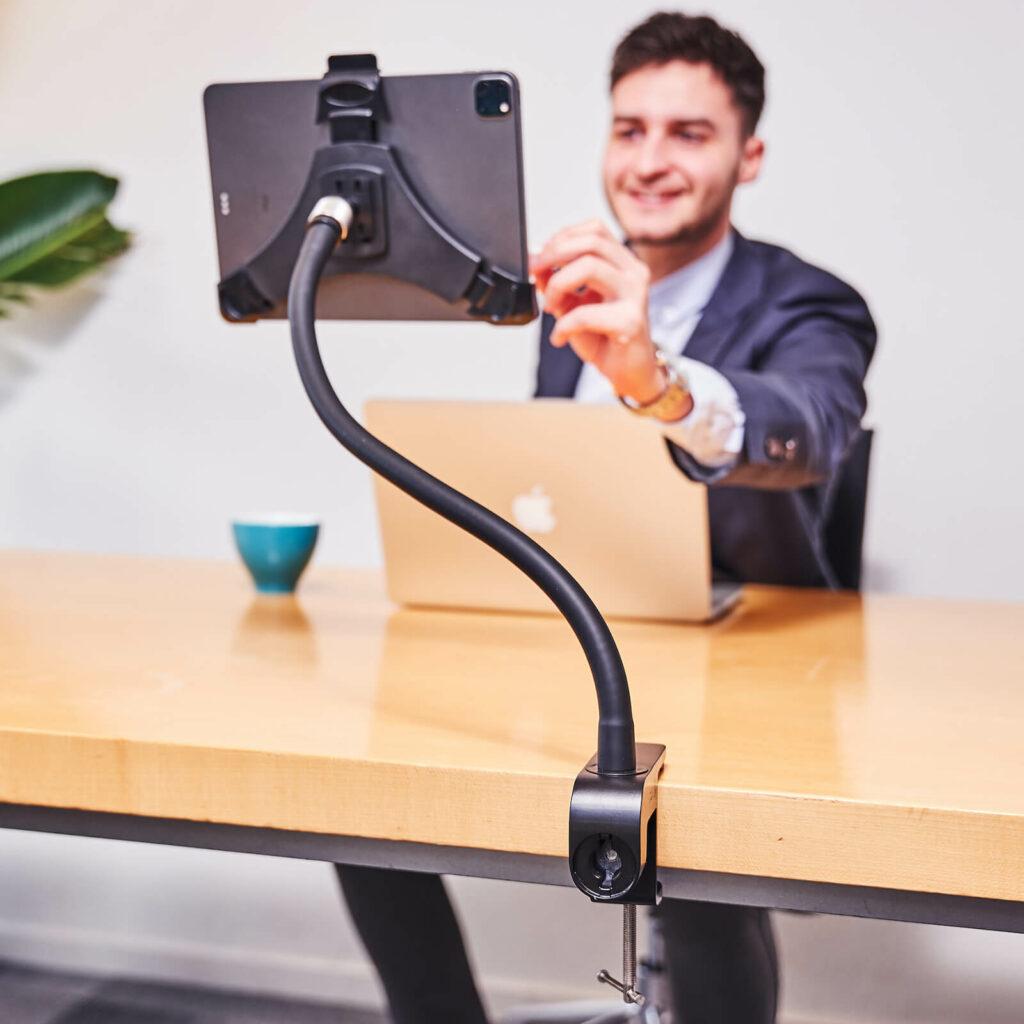 Tablet houder microsoft met klem GOOS-E