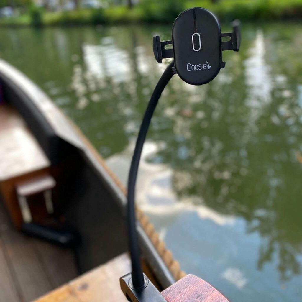 Tablet Halterung iPadhalter fürs Boot