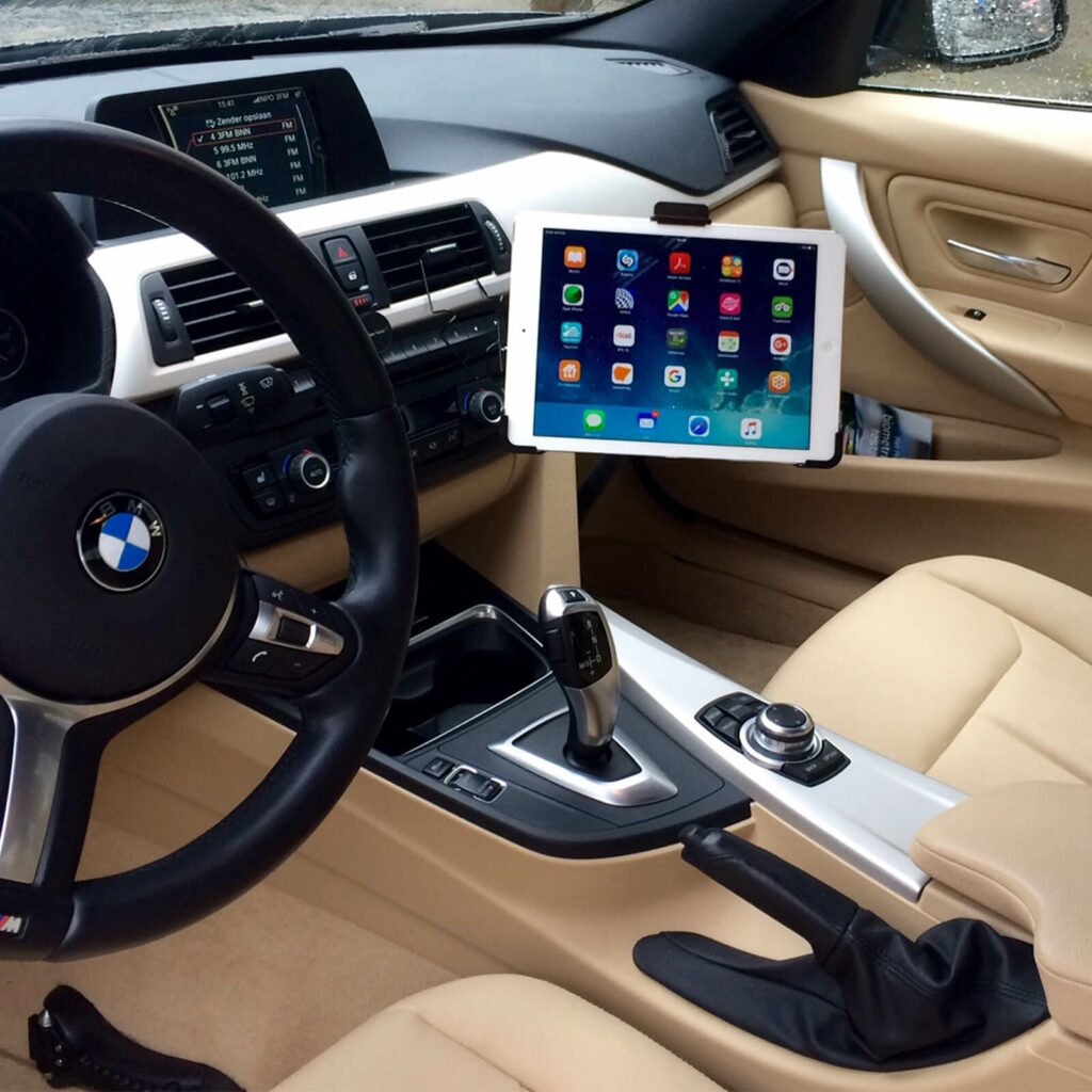 Tablet houder in de auto GOOS-E