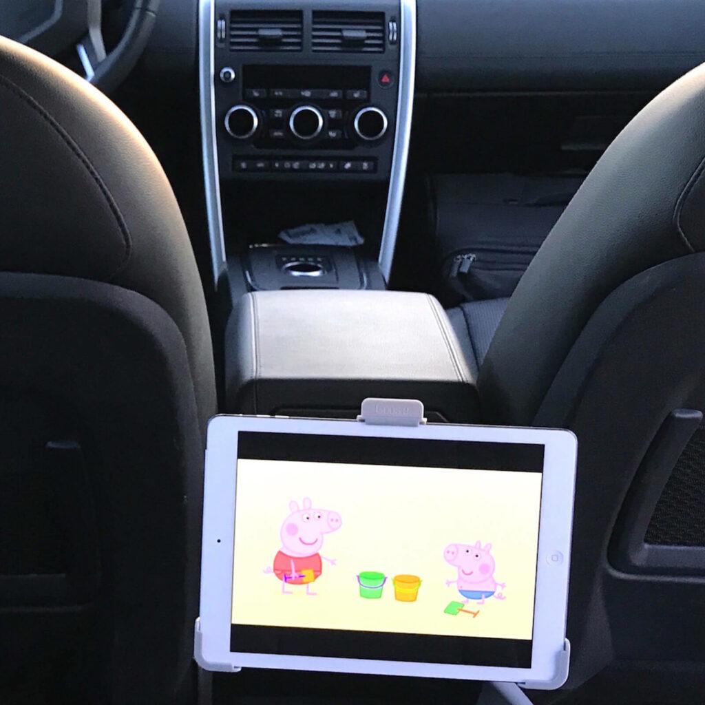 Tablet houder achterin de auto GOOS-E