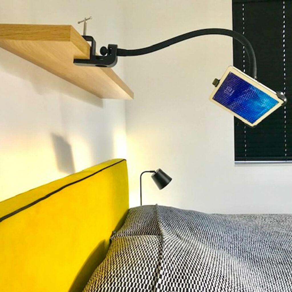 Tablet Halter Bett für iPad und Tablet GOOS-E
