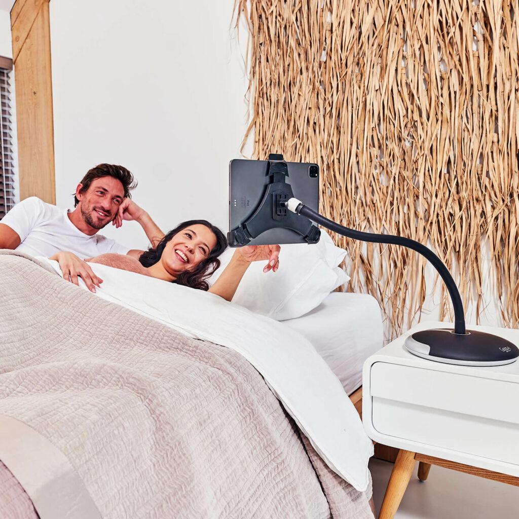 Tablet Halter Bett für maximaler Komfort GOOS-E