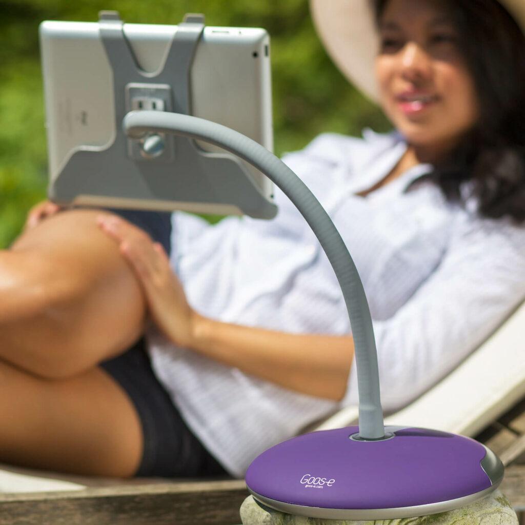 Tablethouder om buiten iPad te kijken GOOS-E